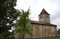 Église st étienne de beaussac en dordogne -24- photo 3.JPG