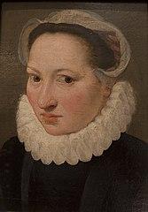 Portrait d'une femme âgée de vingt-quatre ans