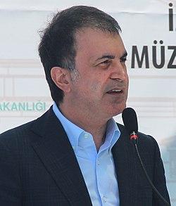 Ömer Çelik in Izmir 19 May 2015 (cropped).jpg