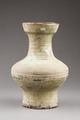 Östasiatisk keramik. Gravfynd, urna - Hallwylska museet - 96090.tif