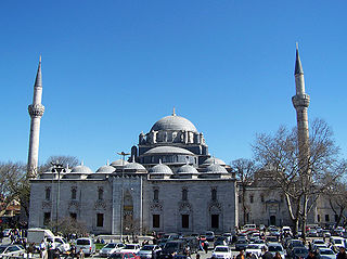 Bayezid II Mosque Old mosque in istanbul built in 1506