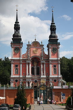 Święta Lipka Kościół Pielgrzymkowy 048