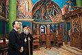 """Περιοδεία ΥΠΕΞ, κ. Δ. Δρούτσα, στη Μέση Ανατολή - Ιορδανία 17.10.2010 Επίσκεψη στον """"Τόπο του Βαπτίσματος"""" στον ποταμό Ιορδάνη (5092109881).jpg"""