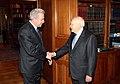 Συνάντηση ΥΠΕΞ Δ. Αβραμόπουλου με Πρόεδρο της Δημοκρατίας (8047375625).jpg