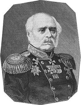 Дмитрий Гаврилович Бибиков