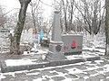 Братська могила радянських воїнів Південного фронту, вул Федорова.JPG