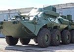 Вновь сформированную мотострелковую бригаду ЦВО оснастили новыми бронемашинами связи Р-149МА1 03.jpg