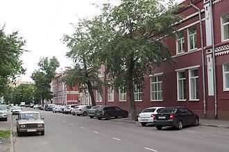 Savyolovsky District - Vyatskaya Street, Savyolovsky District