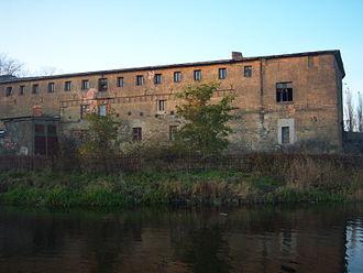 Polessk - Labiau Castle in 2011