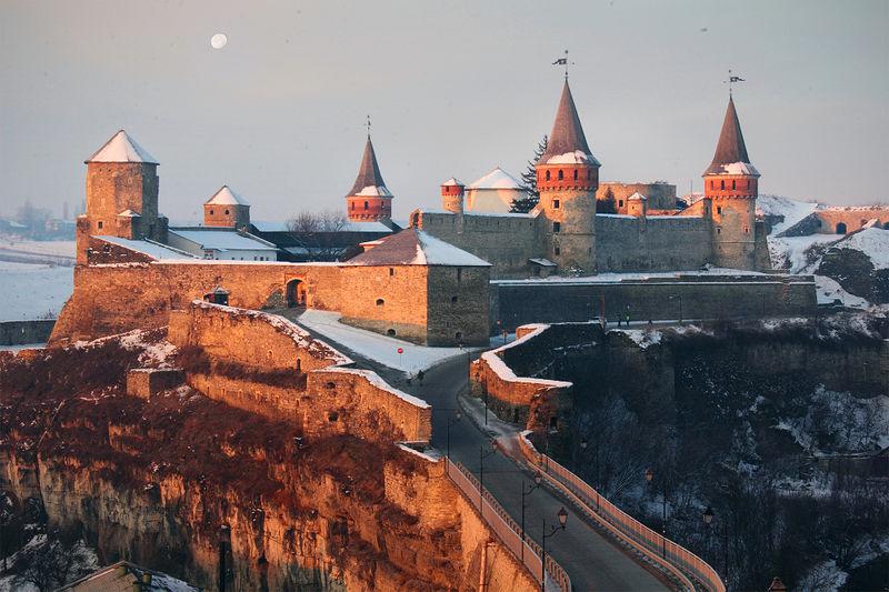 Взимку. Автор фото — Krasnickaja Katya, ліцензія CC-BY-SA-4.0