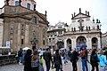 Костел святого Франциска. Карлов мост, фрагмент.Фото Виктора Белоусова. - panoramio.jpg