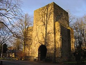 Maynooth - Maynooth Castle