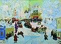 Кустодиев. Масленица. 1919.jpg