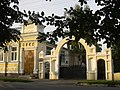 Ограда с воротами особняка Зыбцева.JPG