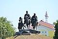 Пам'ятник «Героям Визвольної війни Українського народу 1648–1654 рр Вид 6.JPG