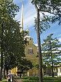 Петропавловский собор, вид из сада01.jpg