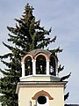 София, 17.October 2012 (Камбанарията на православния храм Св. Димитър в Панчарево) - panoramio.jpg