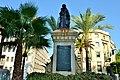 """Статуя """" Де Каридад"""". (Милосердия). Рамбла в Альмерии..JPG"""