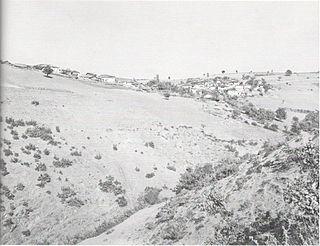 Strmaševo Village in Vardar, North Macedonia
