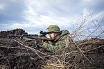 Тактическое учение с подразделениями мотострелковых бригад (Краснодарский край) 7.jpg