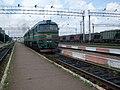 Тепловоз 2м62у0069 на станции Гречаны.jpg