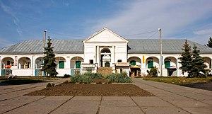 Bila Tserkva - Image: Торгові ряди (БРУМ)
