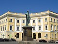 Украина, Одесса - Памятник Дюку де Ришелье 02.jpg