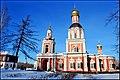 Усадьба Свиблово. Церковь Живоначальной Троицы - panoramio.jpg