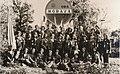 Ученице учитељске школе на радној акцији Морава 1977.jpg