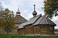 Церковь Дмитрия Солунского Старая Ладога 2.JPG
