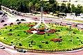 المان قدیم فلکه پارک مشهد (میدان آزادی)- یعقوب دانشدوست.jpg