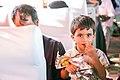 ثبت نام و اعظام افراد از مناطق محروم جنوب کرمان به زیارت شهر مشهد Pilgrimage in Iran- Kerman 35.jpg