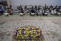 عکس های مراسم ترتیل خوانی یا جزء خوانی یا قرائت قرآن در ایام ماه رمضان در حرم فاطمه معصومه در شهر قم 07.jpg