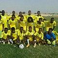 فريق نادي قرية جرا غرب - شمال السودان.jpg