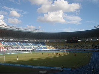2011 Summer Universiade - One of football events:Brazil vs UK
