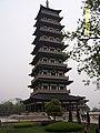 扬州大明寺栖灵塔 (Qiling Pagoda in Daming Temple) - panoramio.jpg