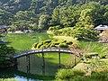 栗林公園偃月橋 Ritsurinkoen Engetsu Bridge - panoramio.jpg