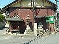 橿原市東坊城町にて 地蔵尊と庚申碑 2012.8.03 - panoramio.jpg