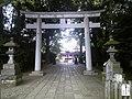 武蔵野八幡宮 Musashino Hachiman-gu - panoramio.jpg