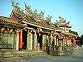 芝山嚴(山坡地頂尖之廟宇) - panoramio.jpg
