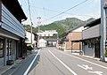 駅前通り(飛騨金山駅) - panoramio.jpg