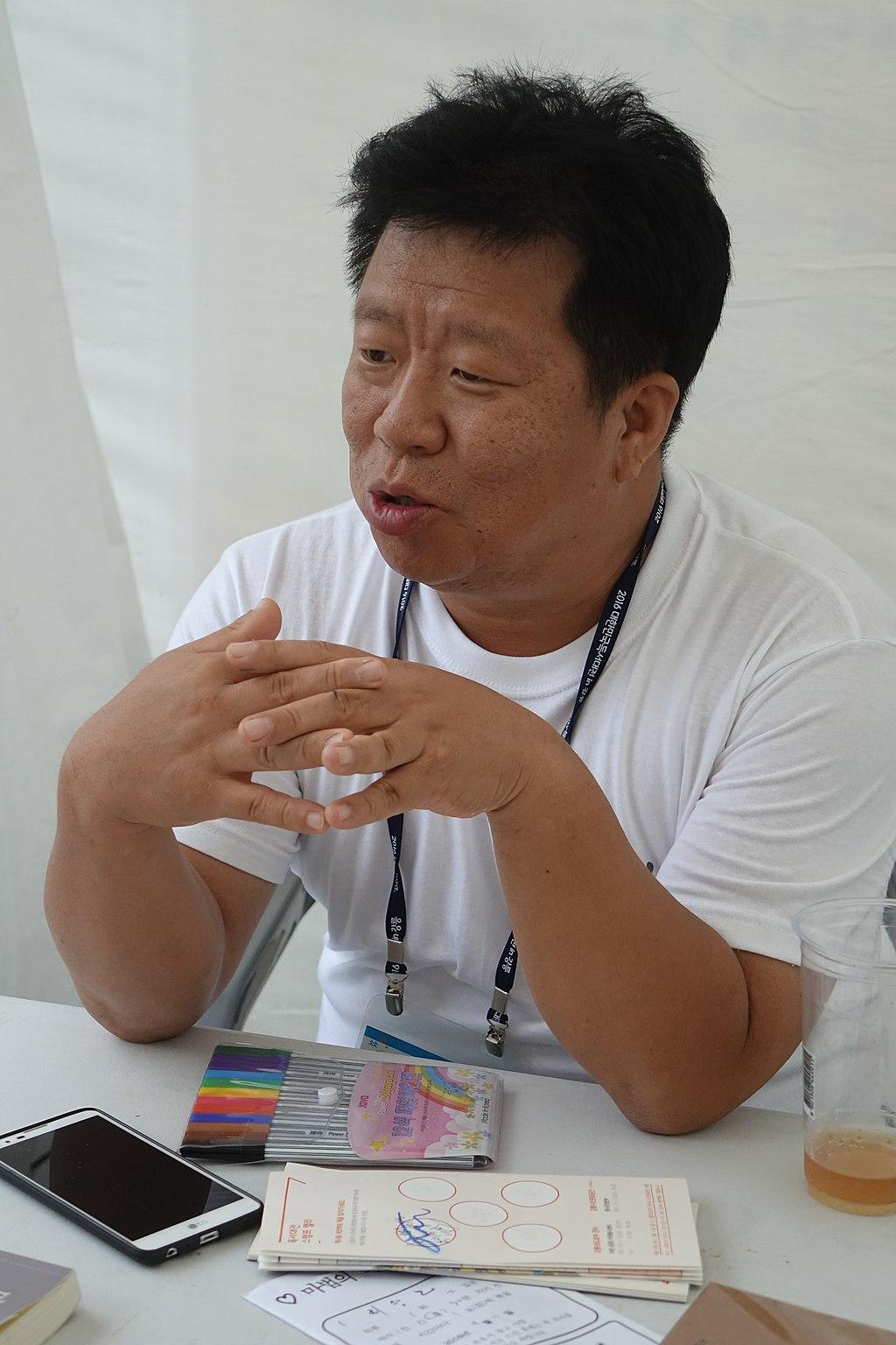 독서동아리 오니 회장 권학주 2016년 9월 11일 독서대전 DSC04992