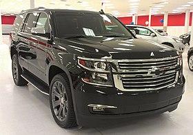 Chevrolet Tahoe - Wikipedia