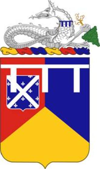 66th Armor Regiment - 66th Armor Regiment coat of arms