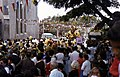 080z Saint Helena's Day parade, 1834 - 1984, Jamestown, St Helena Island.jpg