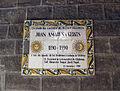 098 Centenari del naixement de Joan Amades, c. Paradís.jpg