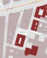 1, 2-4, 12-20 rue Favart - OpenStreetMap 2014.png