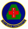100 Medical Contingency Sq emblem.png