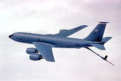 波音KC-135空中加油机坠毁楚河州事故