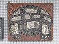 1100 Ada Christen-Gasse 13 Stg. 34 PAHO - Mosaik-Hauszeichen von Johannes Wanke IMG 7895.jpg